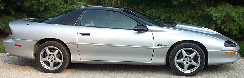 95 Camaro Z28 383